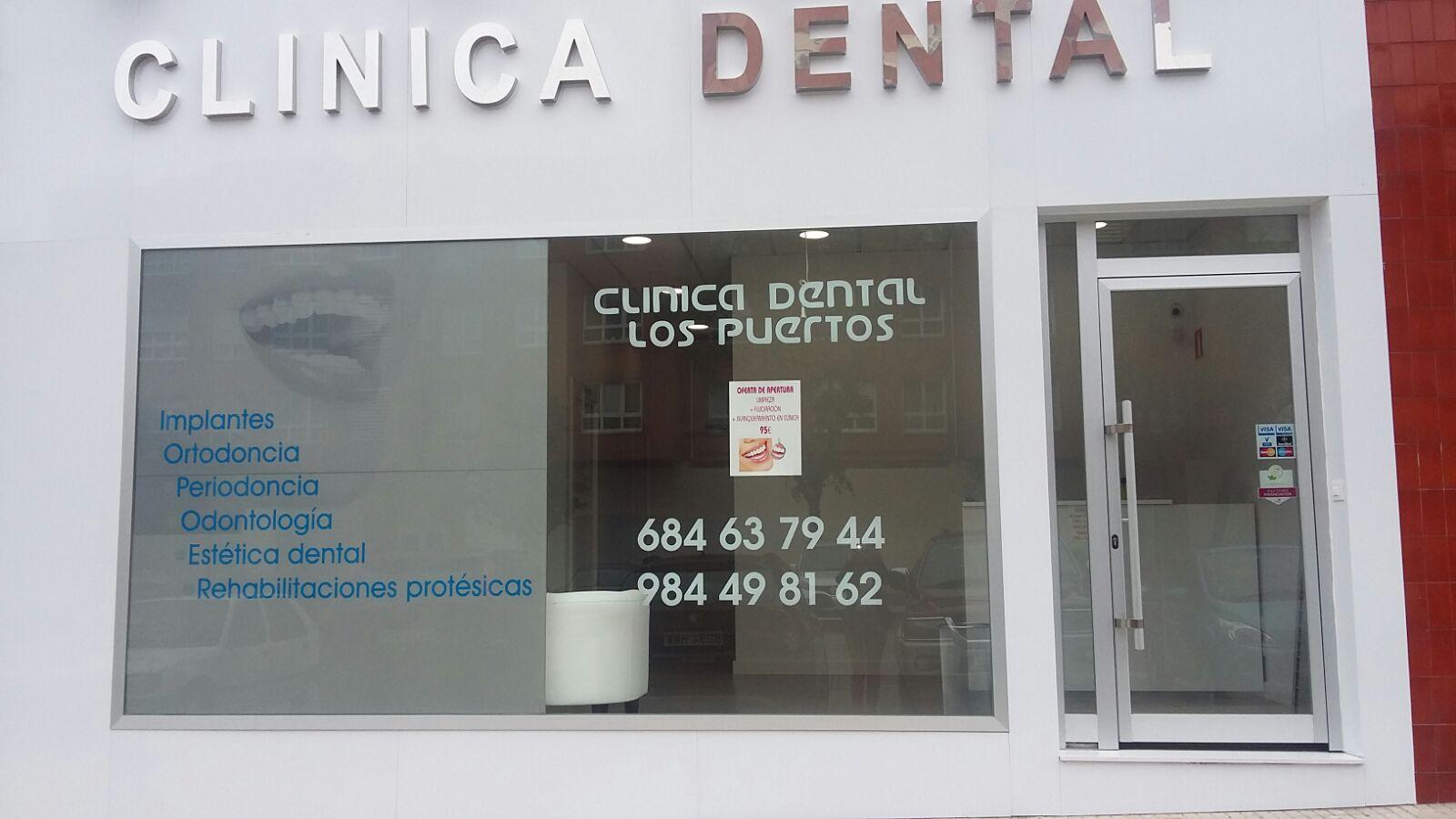 CLINICA DENTAL LOS PUERTOS